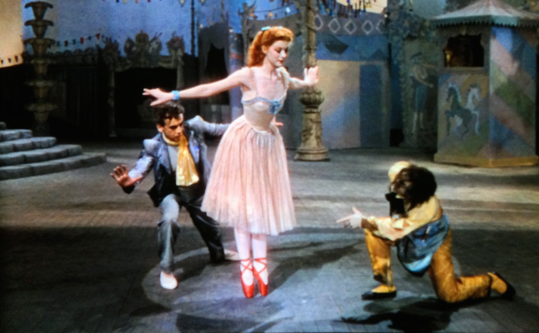 Red Shoes Matthew Bourne Perfomrance Timings